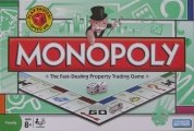 Photo of Monopoly game