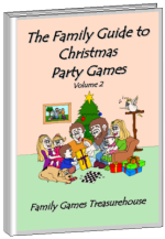 Cover of The Family Guide to Christmas Games volume 2 ebook