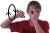 Standard hand    gesture for Movie